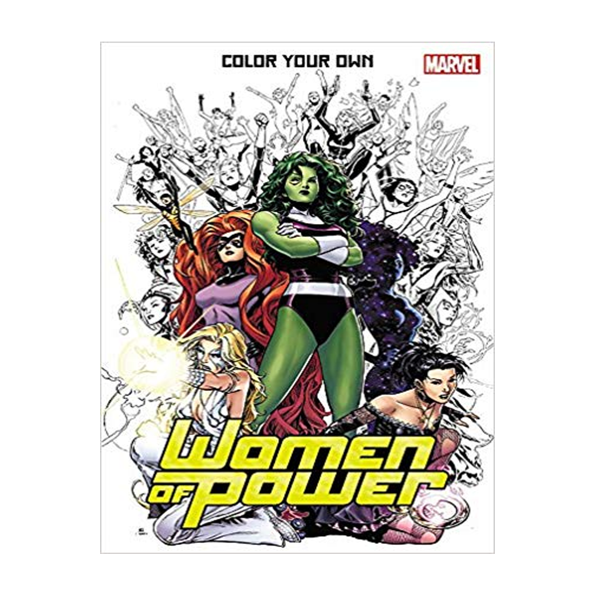 Good360 Donation Catalog Color Your Own Women of Power ...