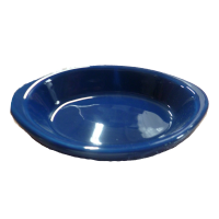 Libbey 8 oz. Casserole Dishes - Cobalt Blue