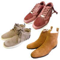 The Leverage Showroom Men's Fashion Shoes and Boots