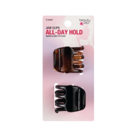 Medium Jaw Hair Clips 2-Packs