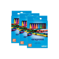 CVS Caliber Crayons 27-Packs