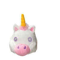 Hog Wild Light Up Unicorn Head Lites
