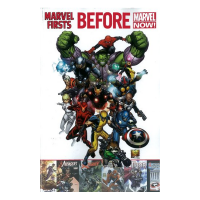 Marvel Firsts: Before Marvel Now! Comic Books