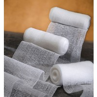 "Medline Sof-Form Conforming Sterile Bandages 3"" x 75"" Roll"