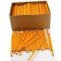 Yellow #2 Pencils In Bulk (576 Count)